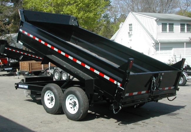 17 Sure Trac ST8214HLOD Dump LR New Style