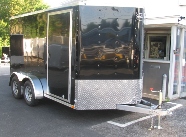 INTEGRITY TRAILERS TL 7 X 12 TV 7' X 12 ' VEE