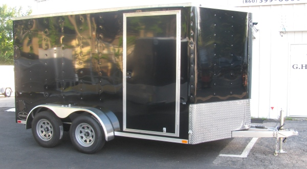 INTEGRITY TRAILERS WW 7 X 12 T 7' X 12 ' VEE