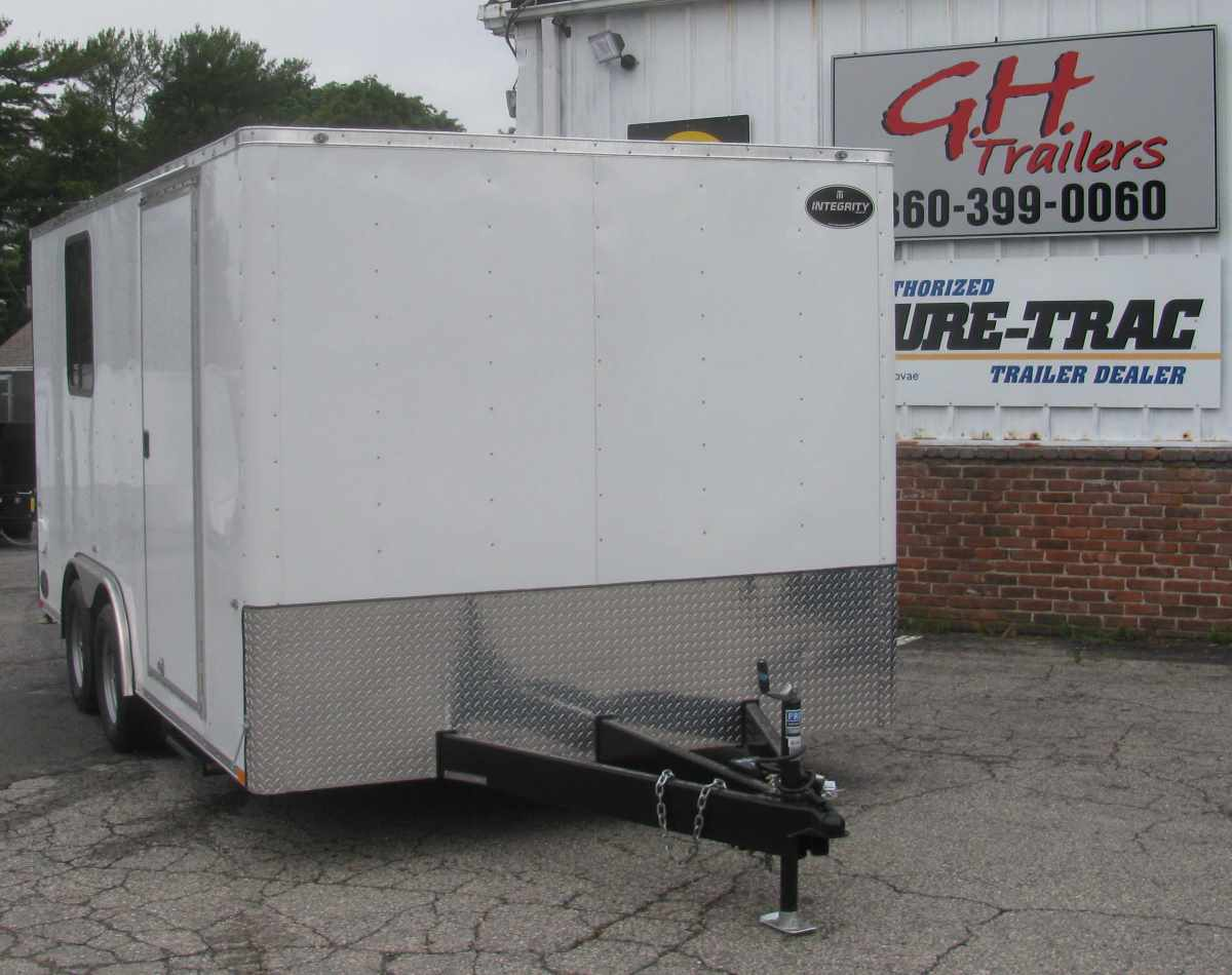 INTEGRITY TRAILERS HL 8 x 16T *Commercial Grade* 8 x 16'
