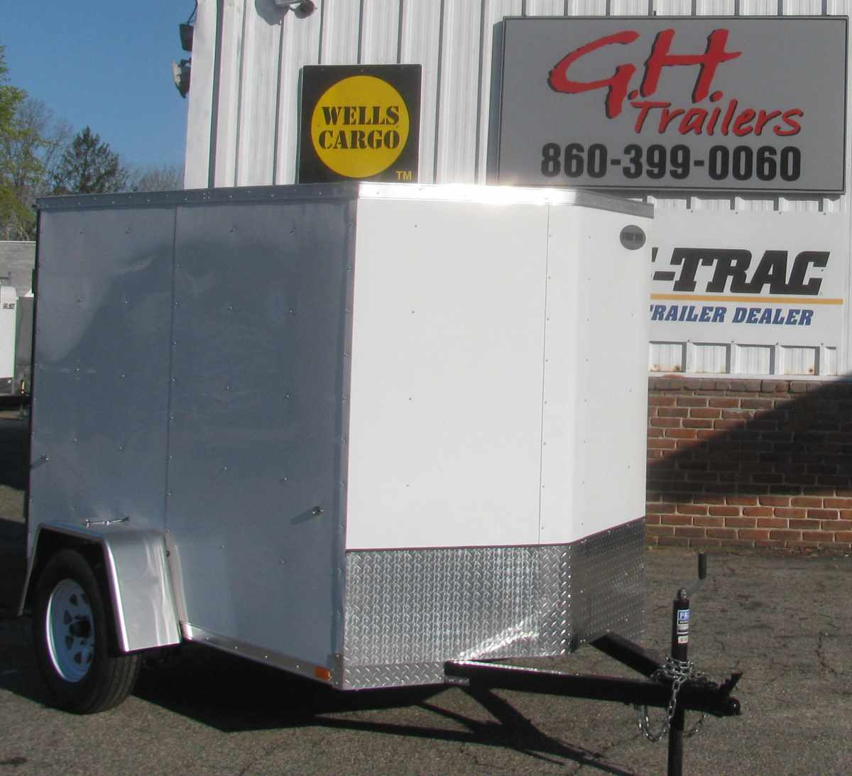 INTEGRITY TRAILERS WW 5x8 5' x 8'
