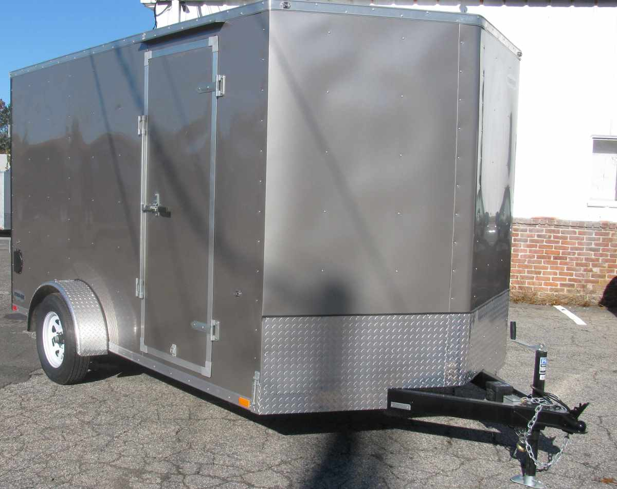 INTEGRITY TRAILERS WW 7 X 12 SA 7' X 12' VEE