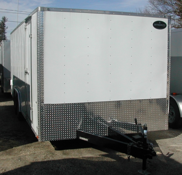 INTEGRITY TRAILERS HL-8x20-T 8 ft x 20 ft